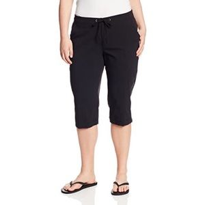Colombia Omni-Shield Anytime Outdoor Black Capris